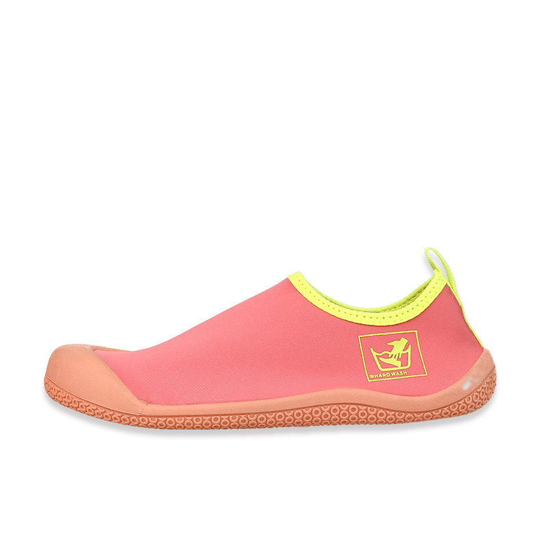 Injection Aqua Shoes Wash Pink