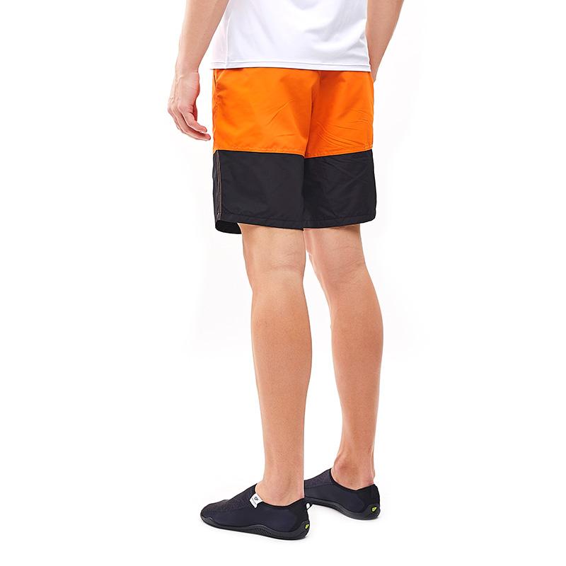남성 로고플레이 숏츠 플로리다 오렌지