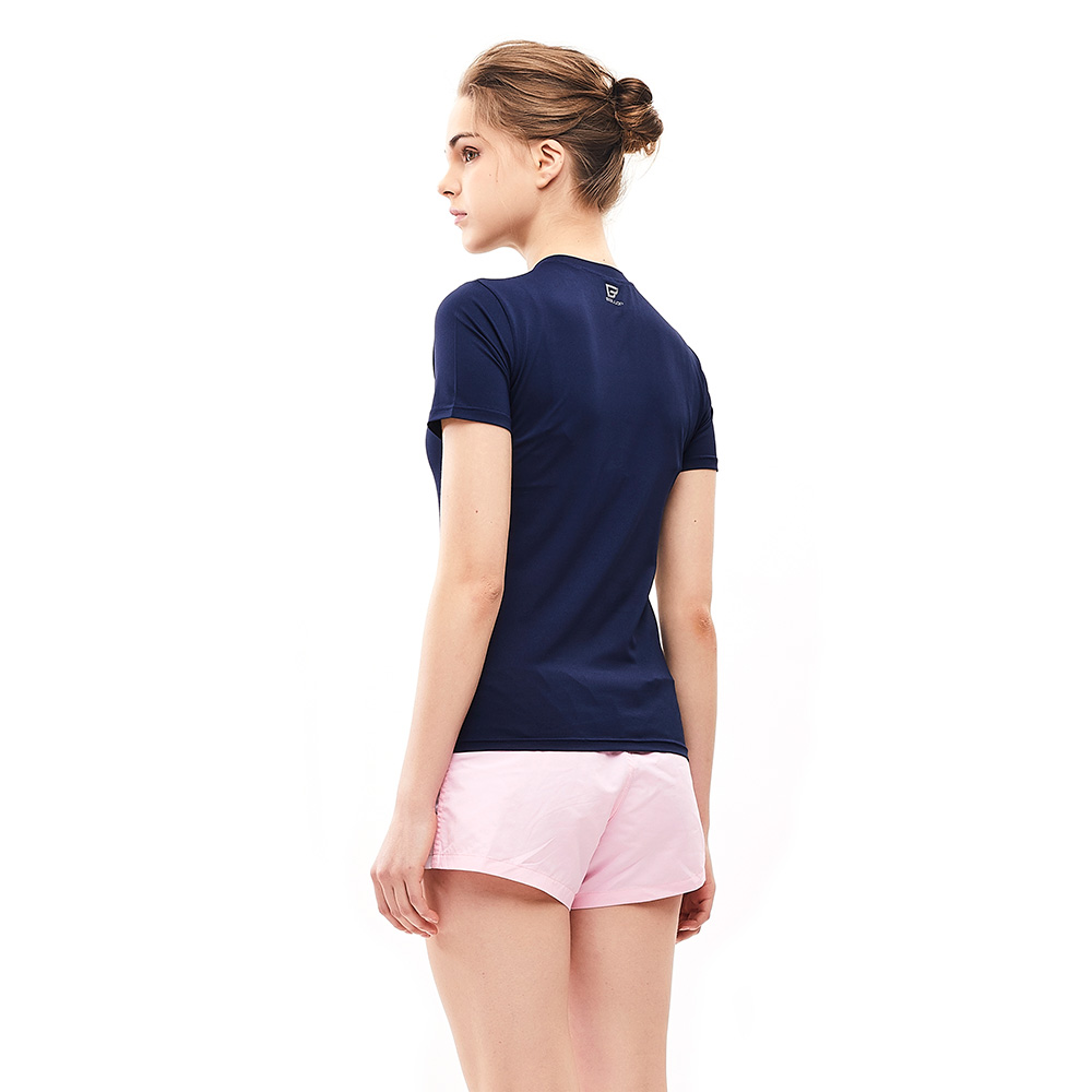 Women' Coolsum T-Shirt Navy