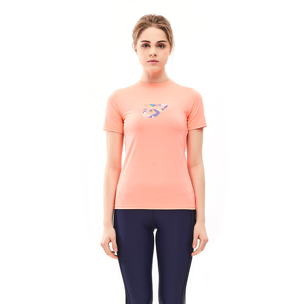 Women' Coolsum T-Shirt Pitch Pink
