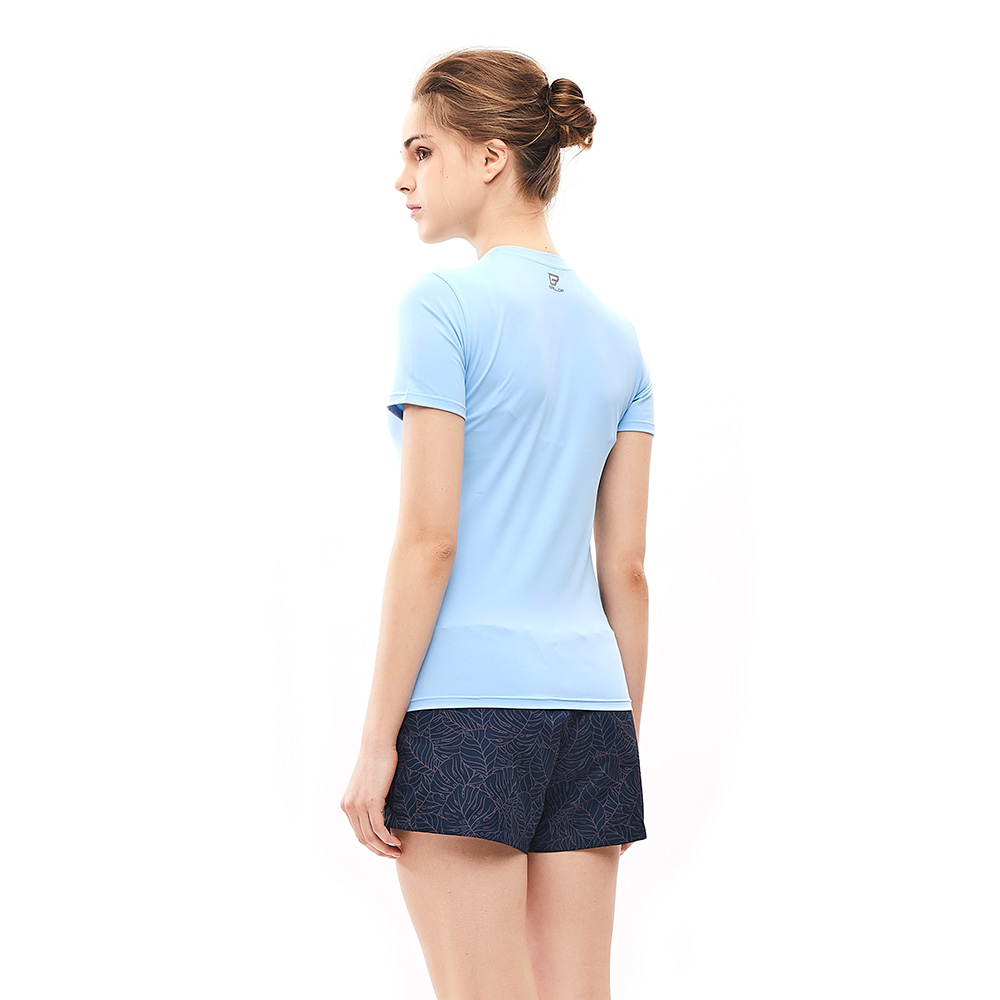 Women' Coolsum T-Shirt Sky Blue