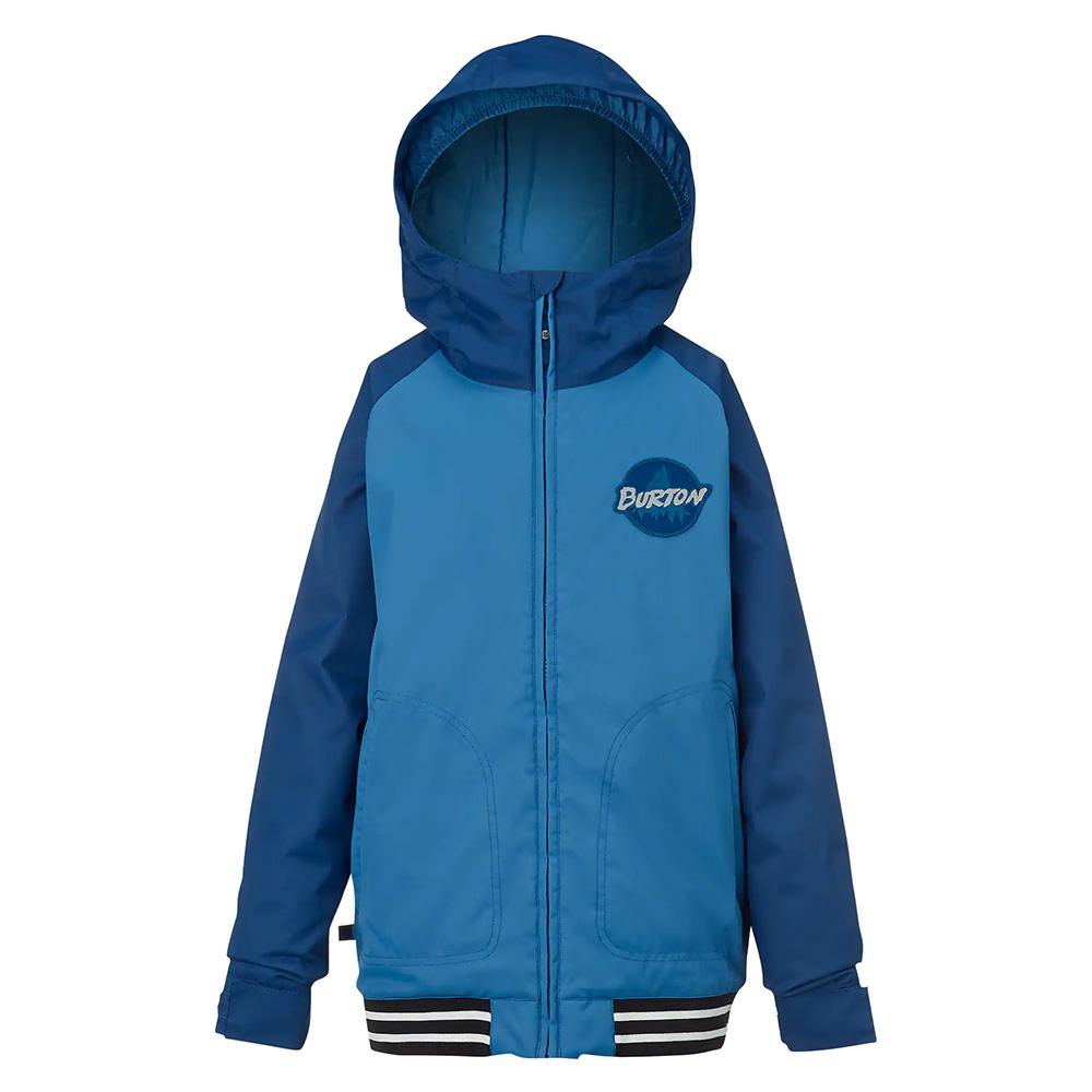 버튼 남아 게임데이 재킷 Boro/Glacier Blue