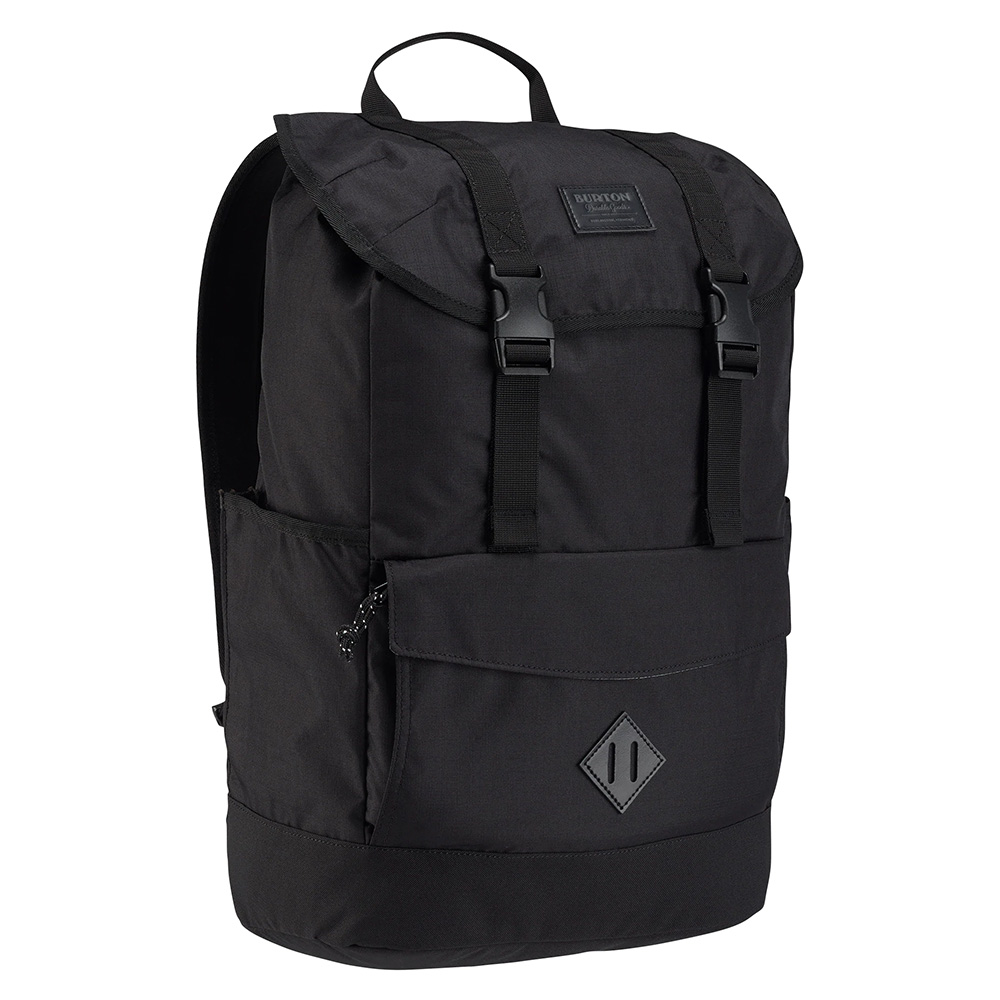 밸롭몰 BURTON 여행용 23L 백팩 True Black Triple Ripstop, ballop